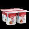 Eker Probiyotik Yoğurt Çilekli 4*100 Gr