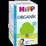 Hipp Organik Devam Sütü 600 gr No 2