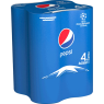 Pepsi Cola  Kutu 4   250 ml