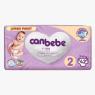 Canbebe Jumbo Mini Bebek Bezi 42 Lı