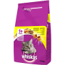 Whiskas Tavuk& Sebzeli Kuru Kedi Maması 1.4 Kg