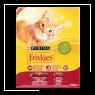 Friskies Kedi Maması Etli 300 Gr