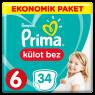 Prima Külot Bez Jumbo Extra Large Pkt S6 34 Lü