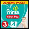 PRIMA KULOT BEZ 4 LU DENEME PKT MIDI