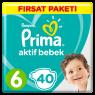 Prima Fırsat Paketi Extra Large 40 LI