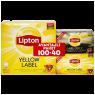 Lipton LYL Avantaj Bardak Poşet Çay 100 + 40 Adet 280 Gr