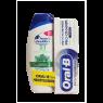 Oral-B Macun Diş Eti-Min.Pro Onar + H&S Menthol 180 Ml
