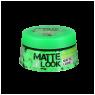 Fonex Wax Matte Look Mat-Yeşil 100 Ml