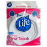 Life Plastik Orta Tabak 25 li