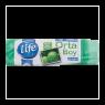 Life Çöp Torbası Büzgülü Orta Boy Elma Kokulu55X60 Cm 10 Lu