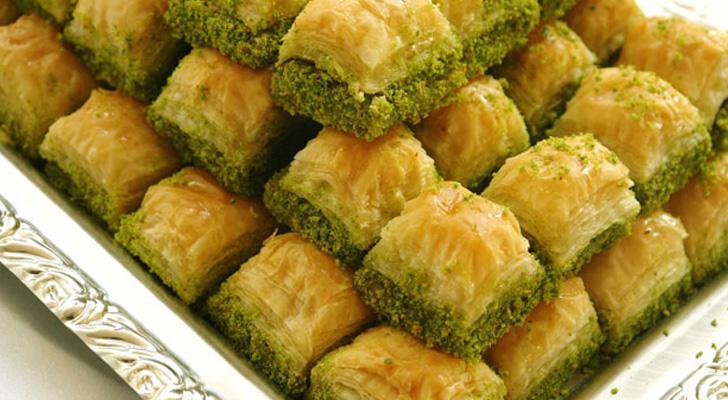 yemek: fıstıklı baklava kaç kalori [10]