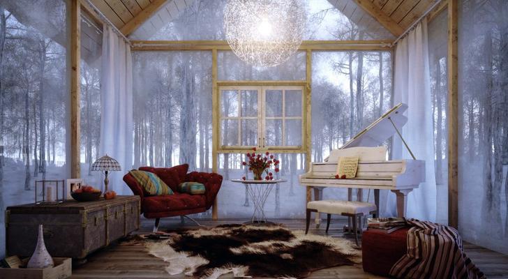 3 adımda evinizi kışa hazırlayın