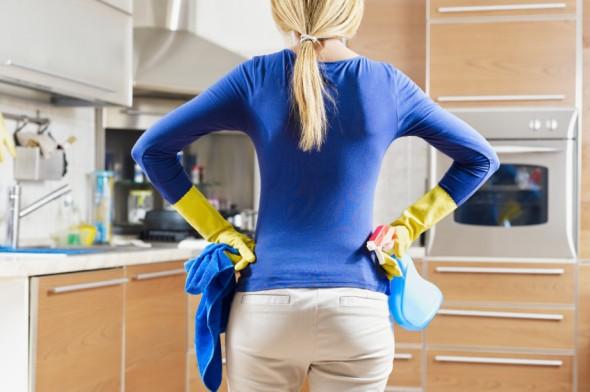 Hızlı Ev Işi Ve Temizlik Nasıl Yapılır