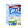 Arı Mama Sütlü 12 Vitamin 6 Mineralli Pirinç Unu 500 gr
