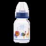 Bebedor 30302 Desenli Cam Biberon Orta Akis 125 ml