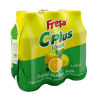 """C Plus limonlu Doğal Maden Suyu 6""""lı 200 ml"""