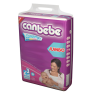 Canbebe Comfort Dry Jumbo Midi Bebek Bezi 4-9 kg 54 Ped