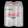 Coca Cola Light Kutu 4x250 ml