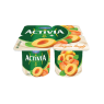 Danone Activia Pro.Yoğurt Kuru Kayısı 4x100 gr