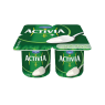 Danone Activia Pro.Yoğurt Sade 4*100 Gr