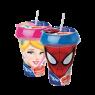 Danone Disney Milkshake Vanilya - Çilek 188 ml