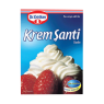 Dr.Oetker Krem Şanti 2X75 gr+Kakao 25 Gr
