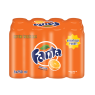 Fanta Portakal Kutu 8x250 ml