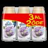 Glade Otomatik Yedek Sprey 3 Al 2 Öde Lavanta & Vanilya Ferahlığı 269 ml