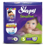 Sleepy Sensitive Jumbo Junior 24 lu