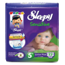 Sleepy Sensitive Jumbo Junior Plus 22 lı