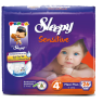 Sleepy Sensitive Jumbo Maxi Plus 26 lı