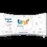 Uni Baby Simple Clean 72 Li Kapaklı