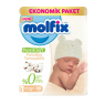 Molfix Pure Soft Çocuk Bezi Yeni Doğan Eko 46 Lı