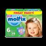 Molfix Çocuk Bezi E.Large Fırsat Paketi 39 Lu