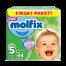 Molfix Junior Plus Fırsat Paketi Çocuk bezi 44 LU