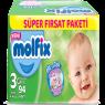 Molfix Süper Fırsat Paket 3D Midi 94 lU