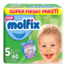 MOLFIX COCUK BEZI SUPER FIRSAT PAKET 3D JUNIR 60 L