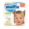 Molfix Pure& Soft Çocuk Bezi Junior Eko Pkt 22 Li