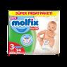 Molfix Cocuk Bezi Pants Midi 94 lü Süper Fırsat paketi