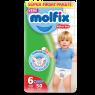 Molfix Cocuk Bezi Pants E.Large 50 li Süper FırsatPaketi