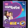 Canbebe Comfort Dry Jumbo Extra Large Bebek Bezi 24 lü