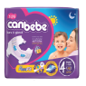 Canbebe Comfort Dry Jumbo Maxi Bebek Bezi 7-18 kg40 LI