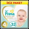 Prima Çocuk Bezi Premium Care İkiz Maxi 32 Li