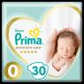 Prima Bebek Bezi Premium Care Prematüre Paket 30 L