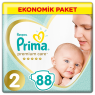 Prima Çocuk Bezi Premium Care Ekonomik 2 No 88 Lı