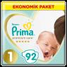 Prima Çocuk BeziPremıum Care Ekonomik Yenidoğan70 Li