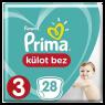 T.PRIMA PANTS MIDI TEKLI PKT S3 28 LI