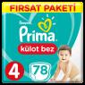 Prima Külot Bez Fırsat Pkt Maxi 72 LI