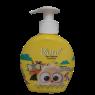 Vione Angry Birds Çocuk Sıvı sabun 250 ml SARI