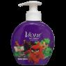 Vione Angry Birds Çocuk Sıvı sabun 250 ml Mor